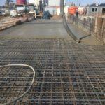 Залив бетон под фундамент